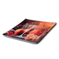 Sublimation glass plate