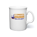 10oz Atlantic mug ,stoneware