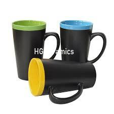 17 oz inside color  chalk  mug