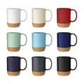 13oz cork base mug