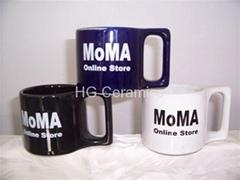 Hand made mug,10oz