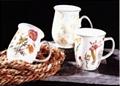 Bloomsbury Bone China Coffee Mug
