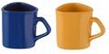 tri-angle mugs