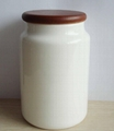 Sublimation coated Ceramic Canister,ceramic Canister,cookie jar