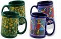 photo mug,sublimation coated