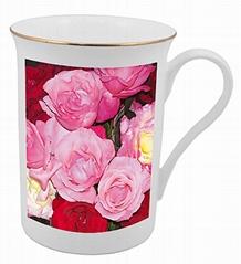 bone china mug, photo mug