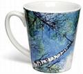 sublimation latte mug