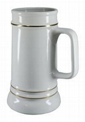 Sublimation Beer Stein, 750ml