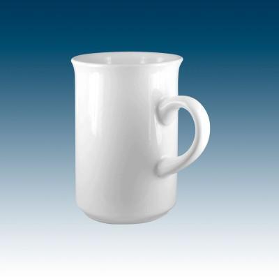 Flare shape mug,10oz  sublimation coated 1