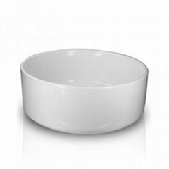 Dog bowl ,Sublimation coated