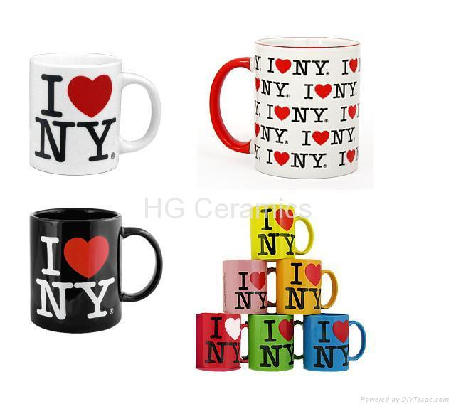 NEW YORK MUG 1