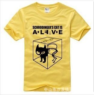 短袖男式T恤 3