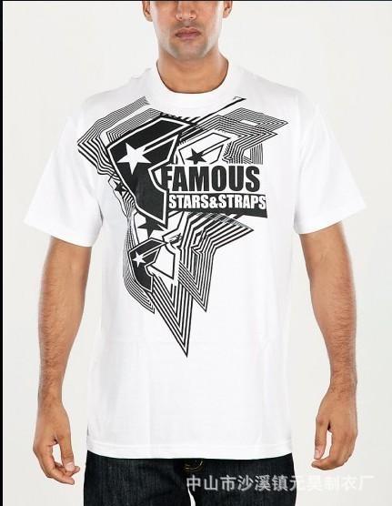 男式运动T恤 1