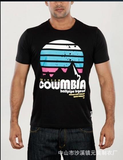 男式运动T恤 5