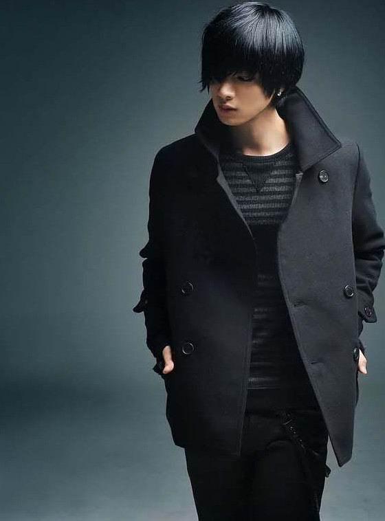 韩版毛呢大衣 5