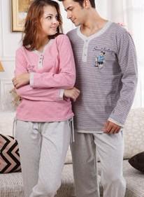 韩版睡衣套装 1