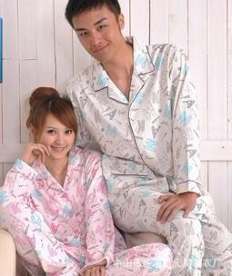 韩版睡衣套装 2