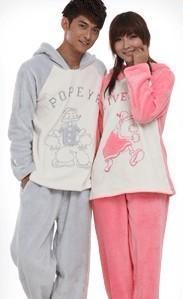 韩版睡衣套装 5