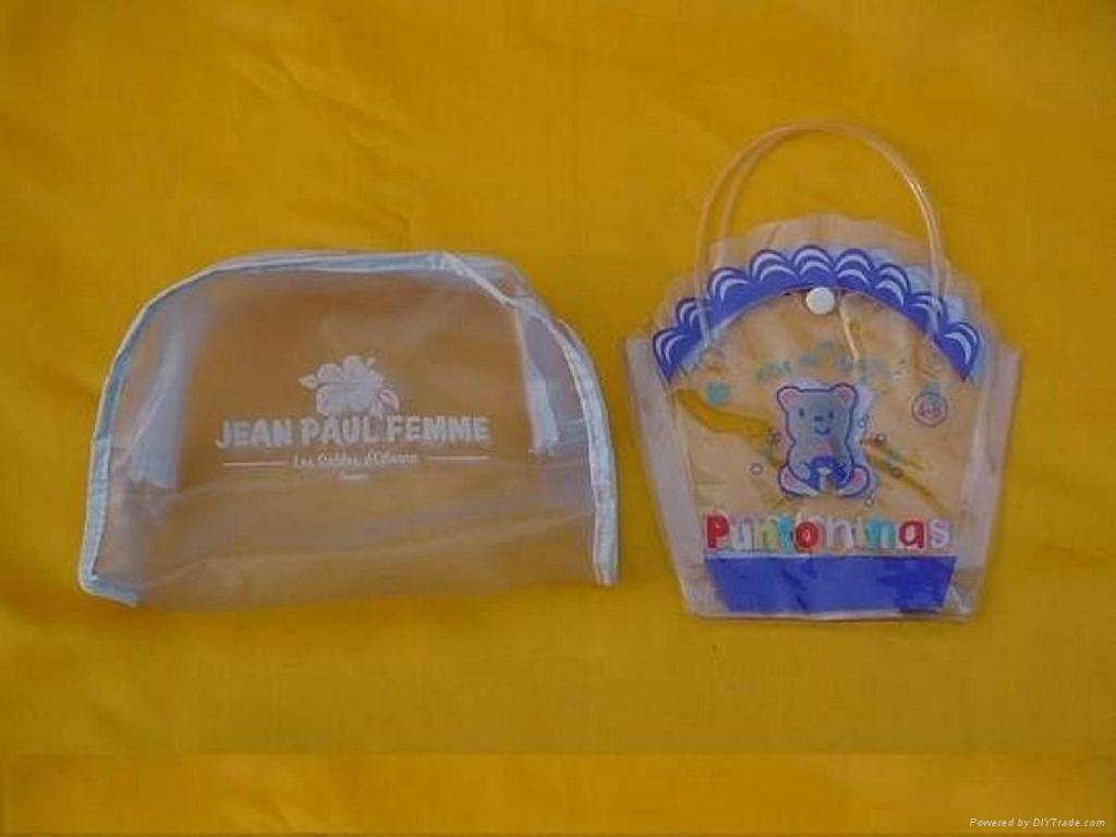 pvc手提袋 5