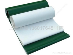 Lightweight PVC conveyor