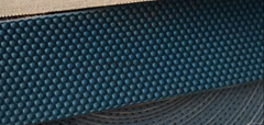 High friction rubber band