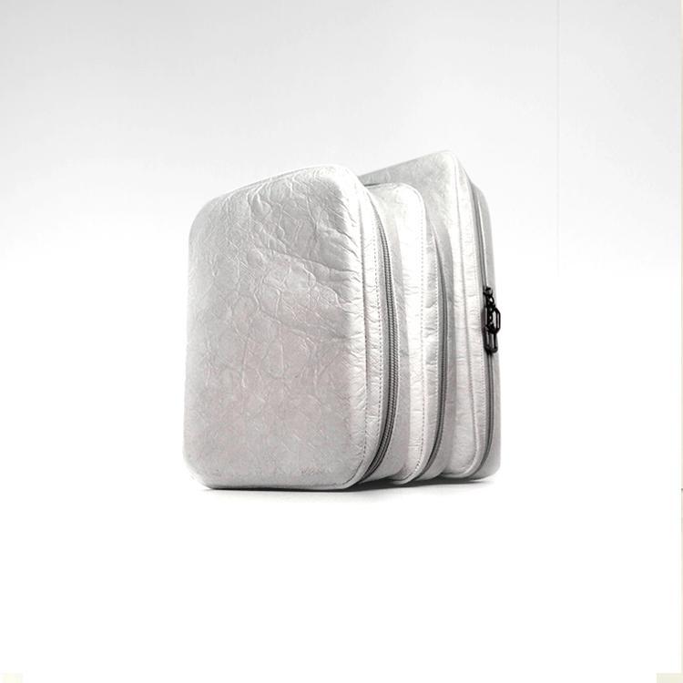 杜邦紙化妝包 防水耐磨化妝收納袋 大容量收納化妝包 旅行洗漱包 1