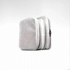 杜邦纸化妆包 防水耐磨化妆收纳袋 大容量收纳化妆包 旅行洗漱包