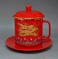 中國紅茶杯