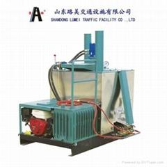 液壓單缸熱熔釜
