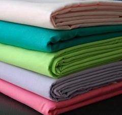 印花染色磨毛布