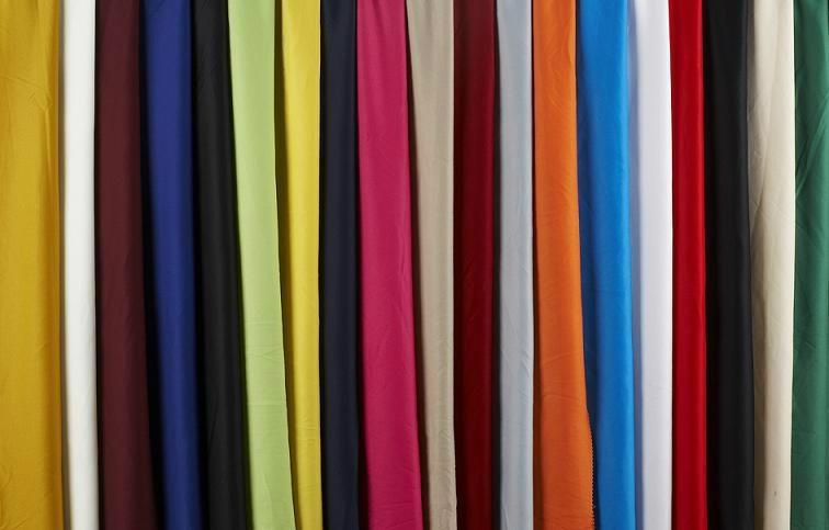 印花染色磨毛布 2