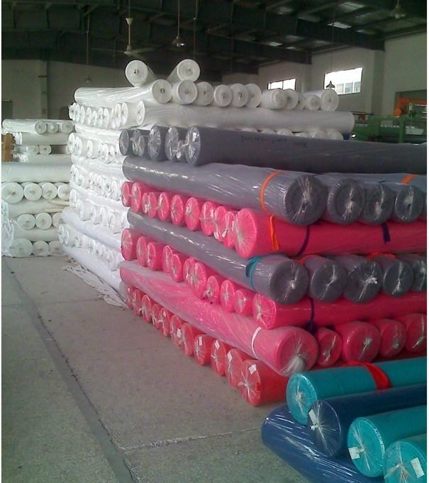 印花染色磨毛布 4