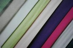 供應印花染色磨毛布