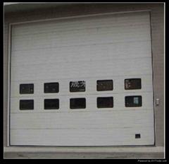 High Quality Industrial Vertical Sliding Door