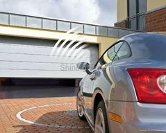 Luxurious Anti-pinch Garage Door