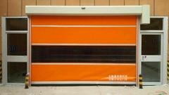 PVC high speed doors