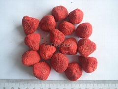 Freeze Dried Strawberry Whole