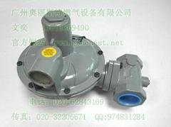 CS400天然氣減壓閥
