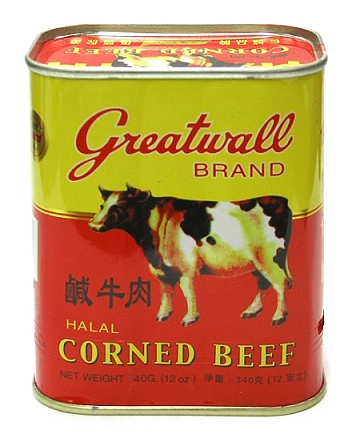 Greatwall Brand Corned Beef 340g