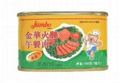 Chopped Jinhua Ham Luncheon Meat