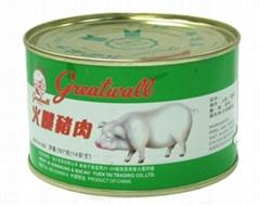 长城牌火腿猪肉(圆)