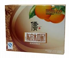 陈皮木瓜酥