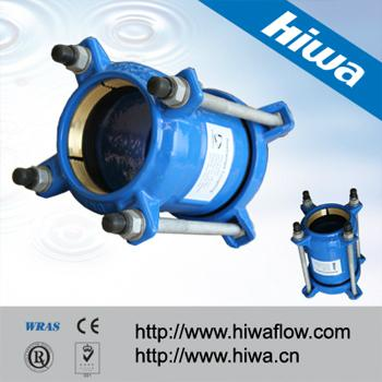 Tensile Restrained Flange Adaptor for HDPE Pipe 3