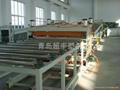 PE建筑模板设备生产线 塑料板材设备 4