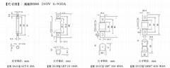 臺灣友容CFriend BS88英標熔斷器 LET125/FE80