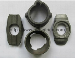Cup lock scaffolding system fittings
