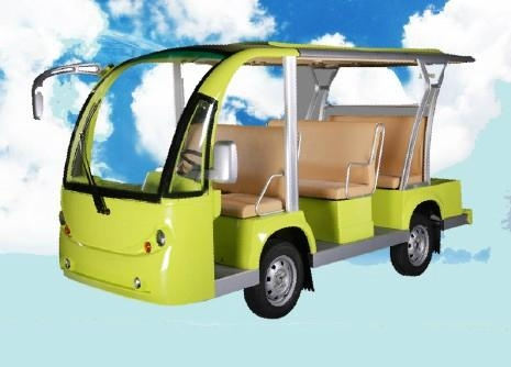 Tourist car(vehicle) with explosion-proof 3