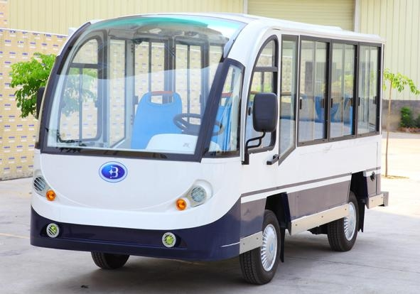 Tourist car(vehicle) with explosion-proof 4