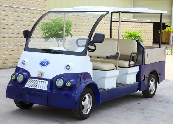 Tourist car(vehicle) with explosion-proof 5