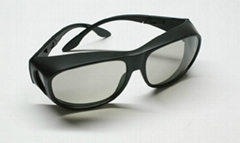 Fashionalble Circular Polarized 3D Passive Glasses which used for 3D TV,CINEMA